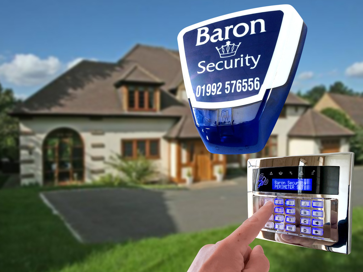 Baron Security - Intruder Alarms