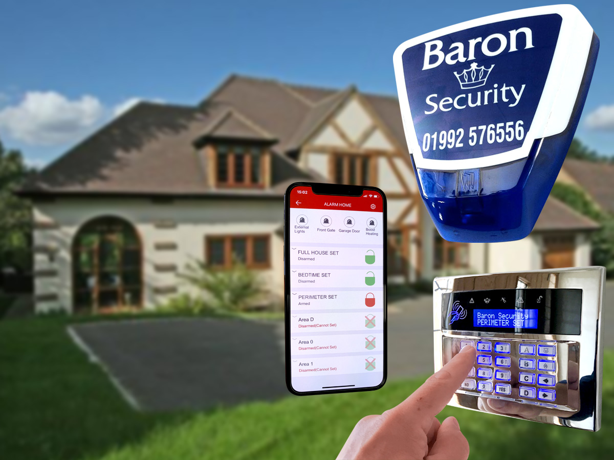 Baron Security - Intruder Alarms